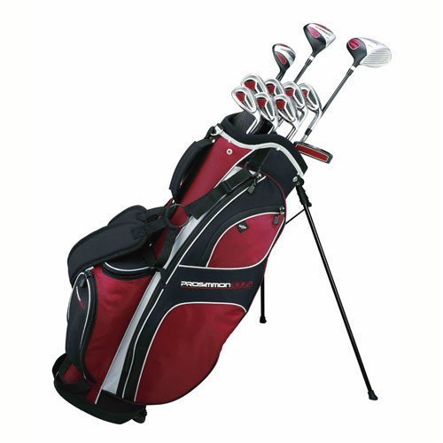 Prosimmon Drk Golf Clubs Complete Package Set Graphite/Steel