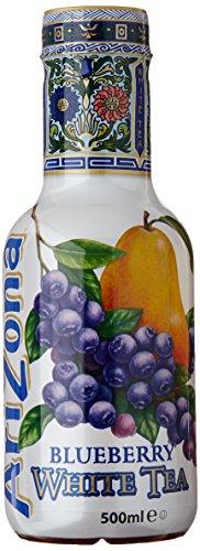 Arizona Blueberry White Tea, boisson au thé 50 cl