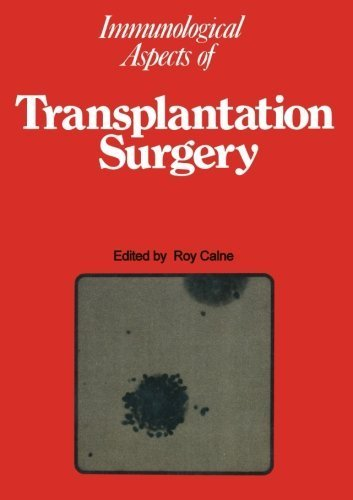 Immunological Aspects of Transplantation Surgery (2013-10-04)