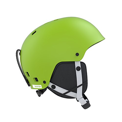 Salomon, Kinder Ski- und Snowboardhelm für Freestyle/Snowpark, ABS-Schale + EPS-Innenschale,...