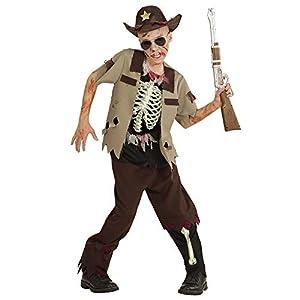 WIDMANN Disfraz Para Niños Zombie Sheriff