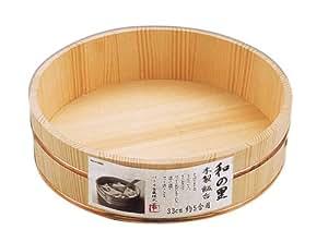 Wooden Sushi Oke Hangiri 33cm #9623