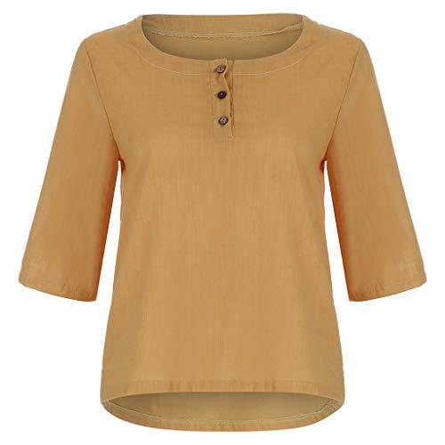 Oberteil Damen Damen Oberteile Bluse ärmellos Damen Oversize Shirt Damen
