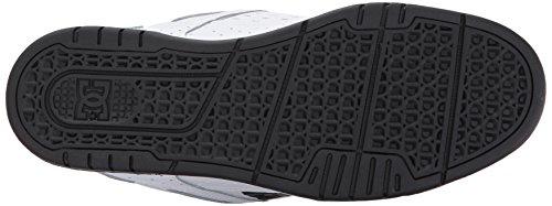 DC Shoes - Sneaker STAG, Uomo White/White/Black