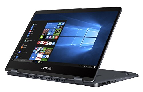 Asus Vivobook Flip TP410UA-EC323T PC portable hybride Tactile 14