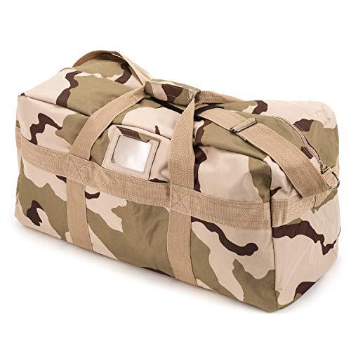 Matthias Kranz US Army Einsatztasche Sport- u.Reisetasche Nylon 57 l in verschiedenen Farben (3 Farben Desert)