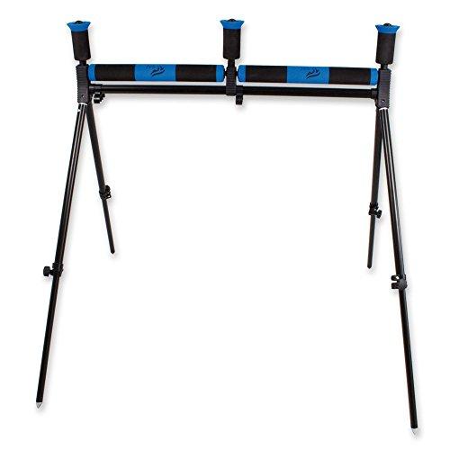 JVSAbroller Rutenauflage Pole Roller Blue Impression