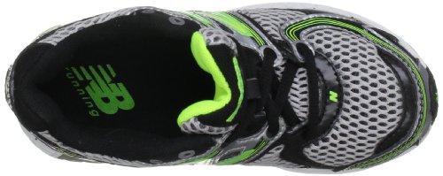 New BalanceKj860gg - Sport, corsa Unisex adulti Nero (Nero/verde)