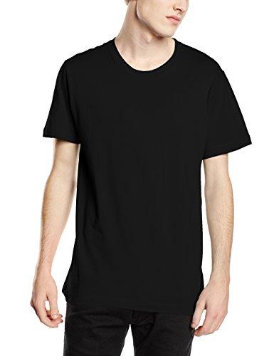 Stedman Apparel Unisex Comfort-T/ST2100 T-Shirt, Black Opal, XL -