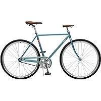 Critical Cycles Herren Parker City Bike mit Coaster Brake Bicycle