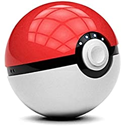 Pokemon Go 12000mAh Portable Charger Pokeball Shape Dual USB Power Bank with LED Lights Batteria Esterna