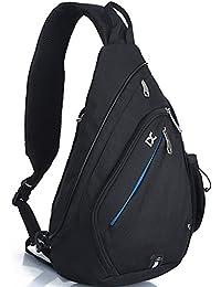 Petit sac à dos à bandoulière Freemaster - Pour camping, gym, cyclisme, école