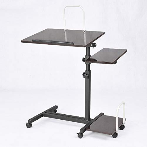 Shelves Duo Bücherregal Laptop-Fach-Tabellen-Stand-Laptop-Tabellen-justierbares Portable für...