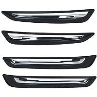 Dapidx Plastic Car Bumper Guard (Swift 2018) Crome Insert O.E Type