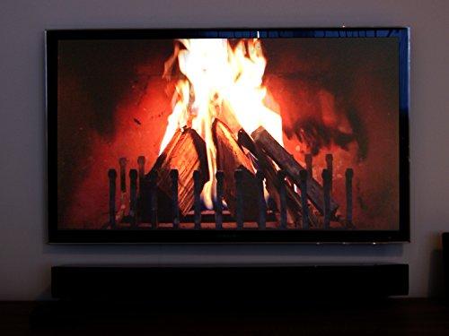 Kaminfeuer Kamin-Ofen-FEUER-Simulation mit Knister-Sound - die TOP-DVD zum Entspannen, Erholen und Genießen - die romantische Optik für Ihren Plasma-LCD-LED-TV-Fernseher