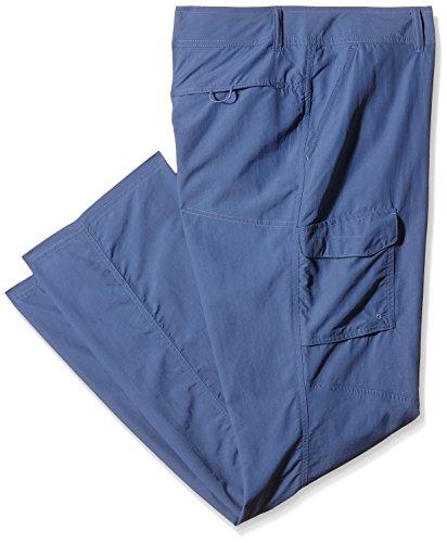 Columbia Silver Ridge - Camicia a maniche corte da donna Viola Bluebell Size 14/30