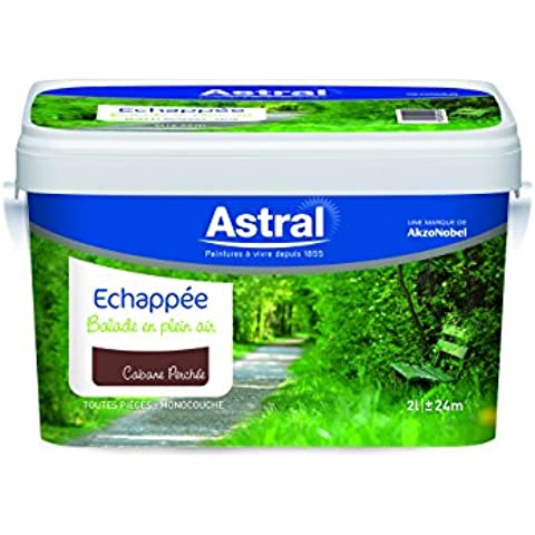 AkzoNobel AS5214517 - ASTRAL 5214517 Escape de paseo al aire libre 2 L Mushroom