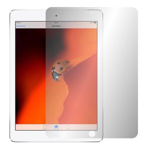 Slabo 2 x Displayschutzfolie für iPad Air 2 / iPad Air Displayschutz Schutzfolie Folie Crystal Clear KLAR