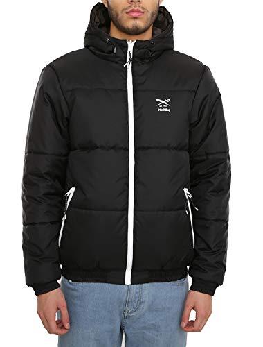 IRIEDAILY Puff Turn Jacket [black olive]