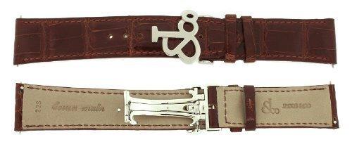 jacob-co-echtes-echt-alligator-braun-kurz-22smm-47-watch-strap