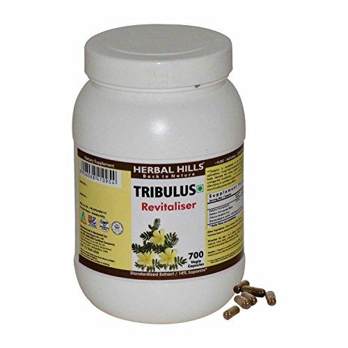 Herbal Hills Tribulus 700 Vegie Capsules