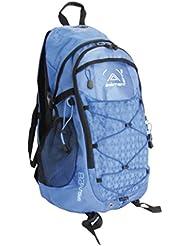 Elementerre Basuto - Mochila de montaña, color azul, 28 L