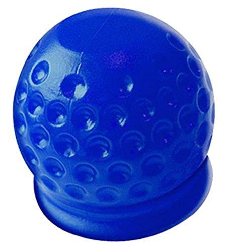 iapyx® Abdeckung Anhängerkupplung blau Golfball Schutzkappe Kappe Anhänger Kupplung