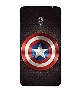 For Asus Zenfone 6 A600CG it's locked for a reason baby ( it's locked for a reason baby, stripes, good quotes ) Printed Designer Back Case Cover By TAKKLOO