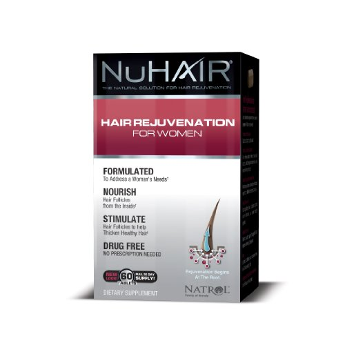 Nuhair Nuhair pour les femmes de 50 comprimés