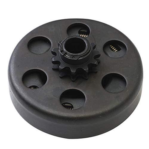 Sandy Cowper Motorkupplungsritzel 11T 5/8 Zoll Bohrung Schwarz Passend for Buggy Gokart GX160 GX200