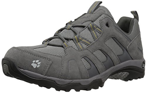 Jack Wolfskin Vojo Hike Low Men 3802 burly yellow XT