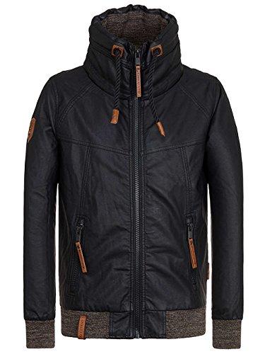 Naketano Male Jacket Formularen füllen II Black