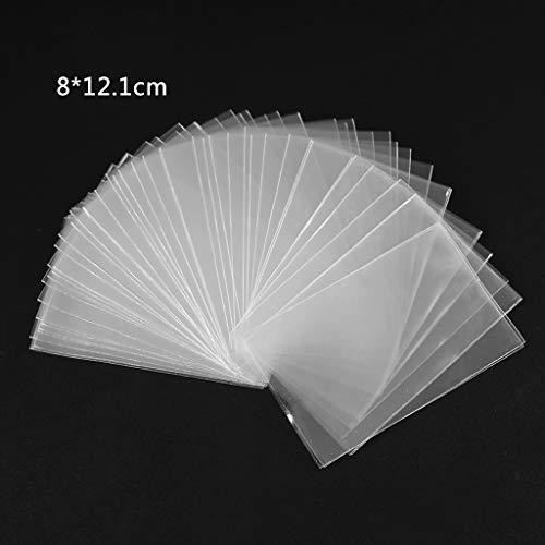 Celan Kartenhüllen, 100 Stück
