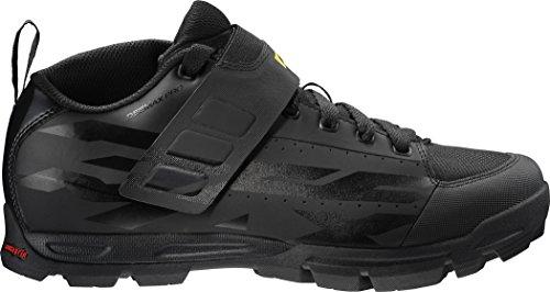 Mavic  Deemax Pro, Chaussures de cyclisme pour homme noir noir noir