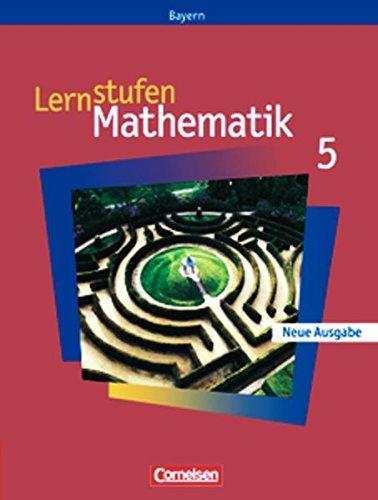 Lernstufen Mathematik - Bayern / 5. Jahrgangsstufe - Schülerbuch, 4. Dr.