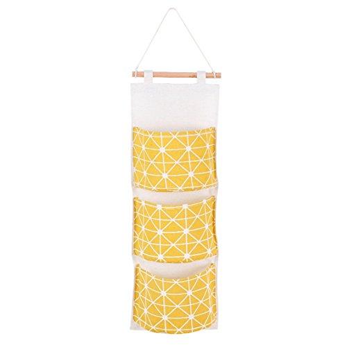 1xToruiwa Hanging Storage Bag Co...