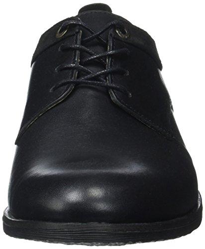 Kickers Flaveston, Derbys Homme Noir (Noir)