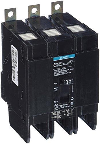 Siemens bqd33030-amp Drei Pole 480y/277V AC 14kaic Bolzen in vorzubeugen -