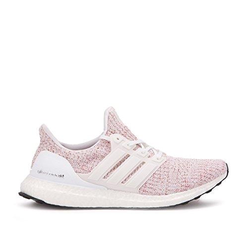adidas Ultraboost, Chaussures de Trail Homme, Blanc (Ftwbla/Ftwbla/Escarl 000), 42 EU