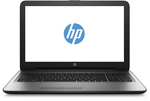 HP 250 G5 SP (Z3A04ES) 39,6 cm (15,6 Zoll / HD ) Business Laptop (Notebook mit: Intel Pentium N3710, 1 TB HDD, 4 GB RAM, Intel HD Graphics, Win 10 Home) grau/silber