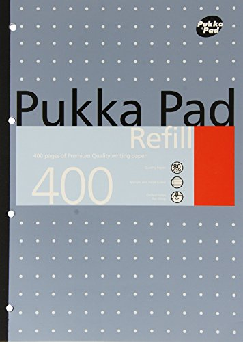 pukka-pads-a4-refill-pad-400-pages-pack-of-5-available-in-silver-pink-and-blue