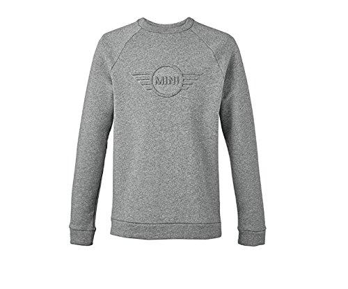 Mini Original Herren Sweatshirt grau - Kollektion 2016/2018 - Größe L Mini Herren Sweatshirt