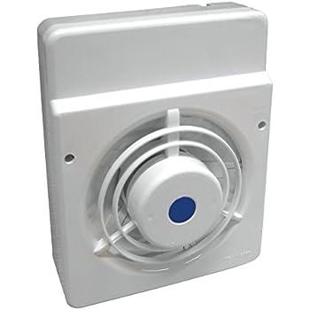 Aspiratore centrifugo a c automatica d 120mm lux 216 - Aspiratore bagno umidita ...
