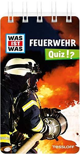 erwehr: Über 100 Fragen und Antworten! Mit Spielanleitung und Punktewertung (WAS IST WAS Quizblöcke) ()