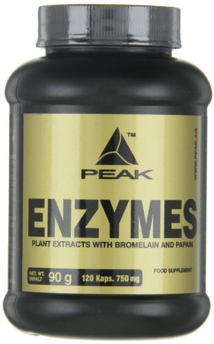 Peak Enzymes, 120 Kapseln