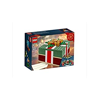 LEGO Holiday 2018 Limited Edition Set – Gift Box [40292 – 301 pcs]