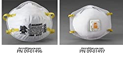 3M 8511 Positioning As A Welding Respirator, Pack of 1