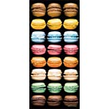 Jigsaw Puzzle 300 Piece Long Petit jam-the-macaroon 43-11 (japan import) by Yanoman