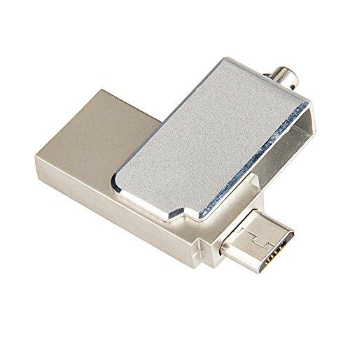 32GB OTG Speicherstick (USB2.0 und Micro-USB stick) für allen OTG-fähigen Geräten, Tablets und Smartphones
