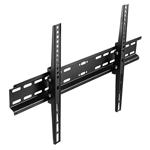 SAVONGA TV Wandhalterung neigbar für 4k LED OLED Fernseher wie Samsung 37 40 48 49 50 55 65 bis 70 Zoll, VESA 100x100 200x100 200x200 300x300 400x400 600x400, Hält bis max. 35kg #064 37-zoll-4k-tv